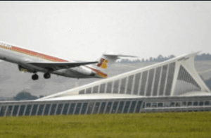 """aeropuerto de loiu"""