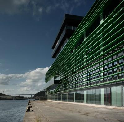 IDOM Nueva sede Bilbao. Aplicación del blindos: Uniones entre trafos y cuadros 2500A.