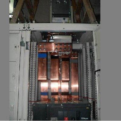 Blindocompatto BX 2.000A terminal unido a interruptor