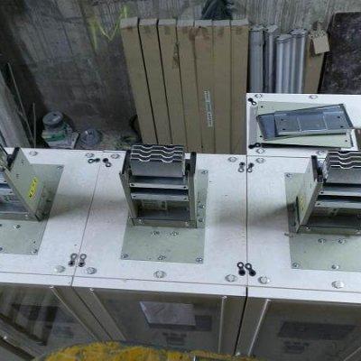 Blindocompatto BX 2.000A terminales en techo CGBT