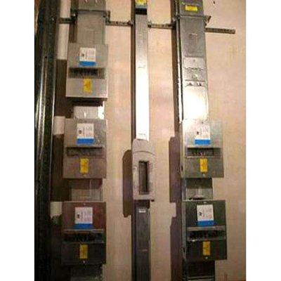 Columnas montantes Miniblindo y Blindosbarra para distribución por plantas