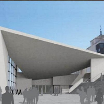 Palacio de congresos Miradero (Toledo) Interconexiones 2000A entre trafos y cuadros