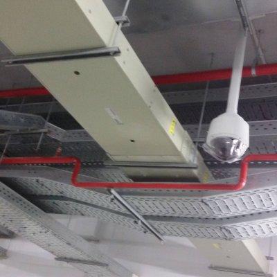 BX-R 4000A Línea Grupo Resistente al Fuego: Hotel