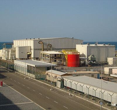 Canalizaciones Eléctricas Oman 1