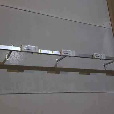 Miniblindo 160A para cargadores de baterías (Nave Lidl - Puerto BCN)